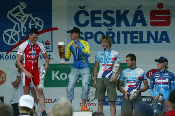 Kolo pro život  Brno - Černá Hora - Brno, 17.5. 2008