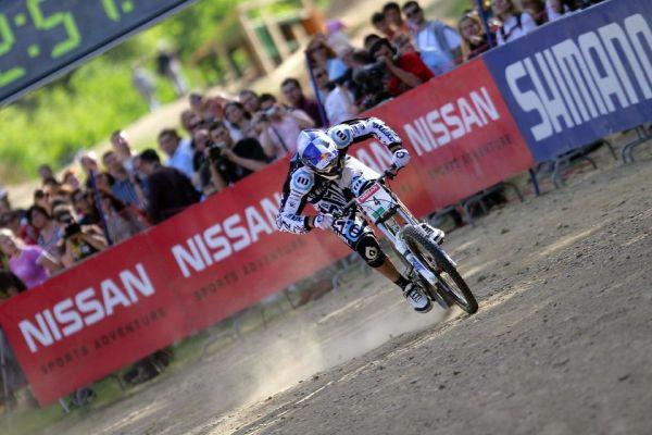 SP DH #1 Maribor 2008 Gee Atherton