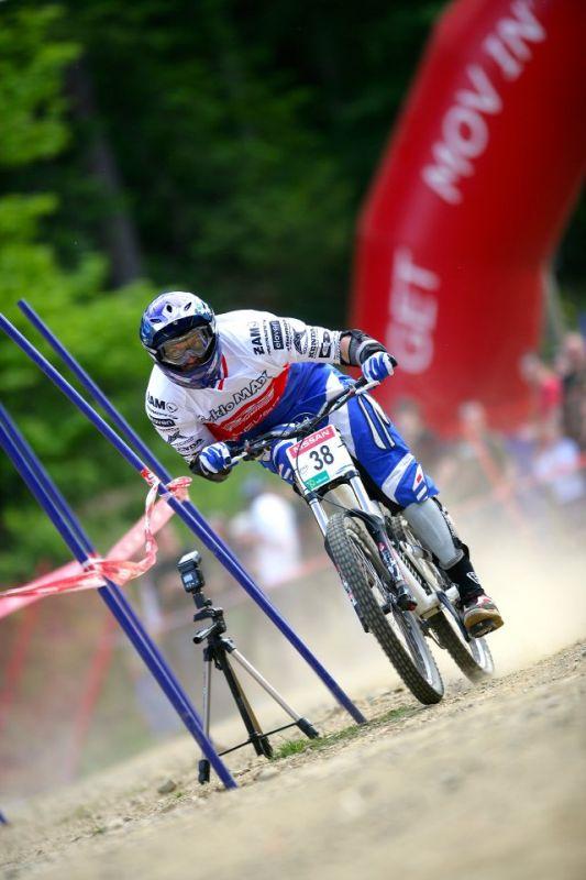 SP DH #1 Maribor 2008 Adam Vágner