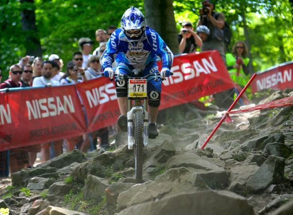 SP DH #1 Maribor 2008 Scott Beaumont