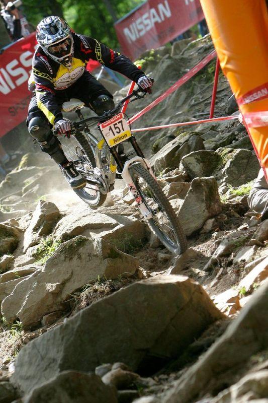SP DH #1 Maribor 2008 Marco Bugnone