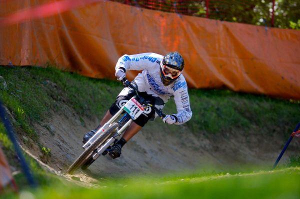 SP DH #1 Maribor 2008 Julien Camellini