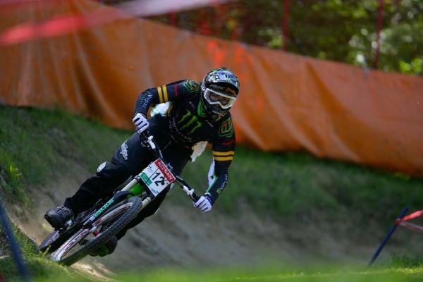 SP DH #1 Maribor 2008 Brendan Fairclough