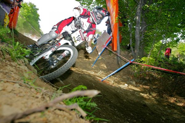 SP DH #1 Maribor 2008 Fionn Griffiths