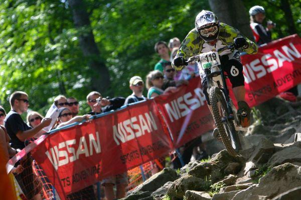 SP DH #1 Maribor 2008 Martin Kafka