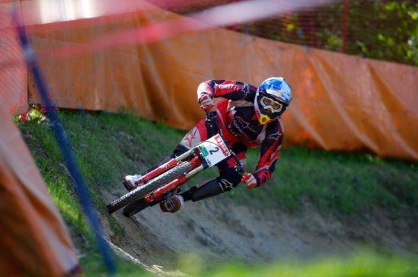 SP DH #1 Maribor 2008 Matti Lehikoinen