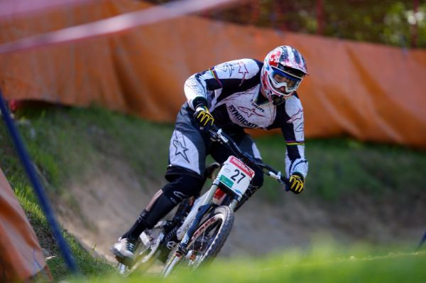 SP DH #1 Maribor 2008 Greg Minnaar