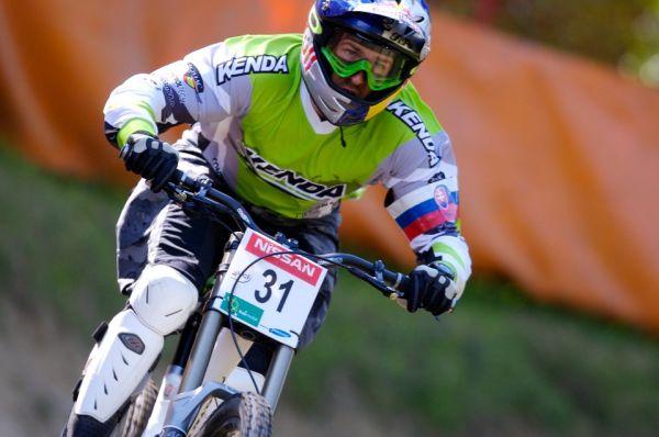 SP DH #1 Maribor 2008 Filip Polc