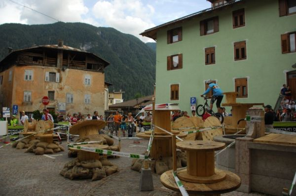 "MS MTB 2008 Val di Sole - Trial 20"" junio�i:"