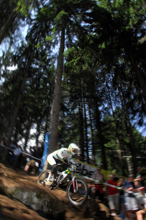 MS MTB 2008 Val di Sole - DH junioři & juniorky