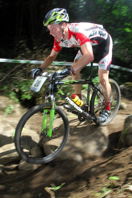MS 2008 Val di Sole - muži U23: Robert Gehbauer