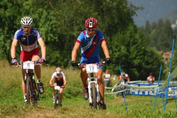 MS MTB 08 Val di Sole - XC junioři: Jouffroy a Sagan se testují