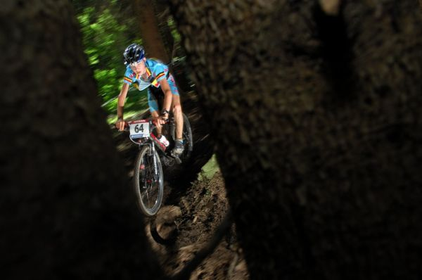 MS MTB 08 Val di Sole - XC junio�i: