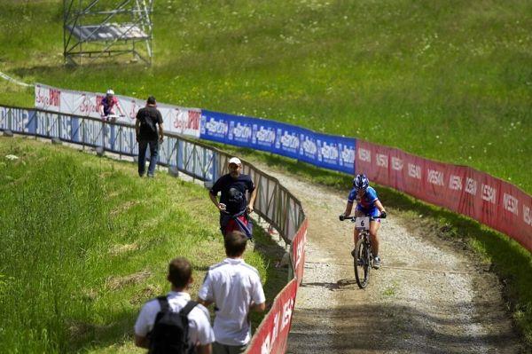 UCI MTB World Championship 2008 - Val di Sole/ITA - 18.6. - Jana Vale�ov�