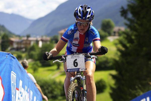 UCI MTB World Championship 2008 - Val di Sole/ITA - 18.6. - Jana Valešová