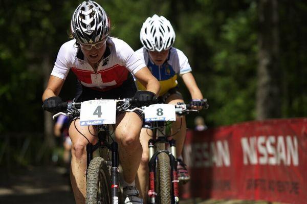 UCI MTB World Championship 2008 - Val di Sole/ITA - 18.6. - Nathalie Schneitter