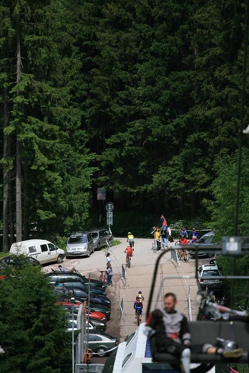 ČP XC #4 Špindlerův Mlýn 08: /foto: Tomáš Tesař/