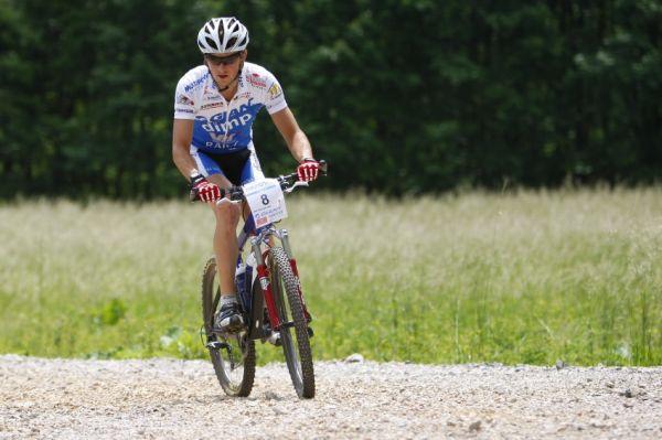 Giant Berounský BikeMaraton 2008: Jan Škarnitzl