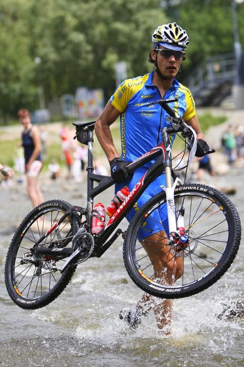 Giant Berounský BikeMaraton 2008: Zbyněk Kugler