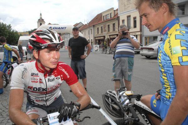 Giant Berounský BikeMaraton 2008: H&H