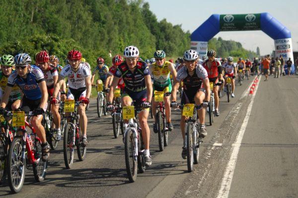 ČP XCM #3 2008 - Specialized Extrém Bike Most: odstartováno
