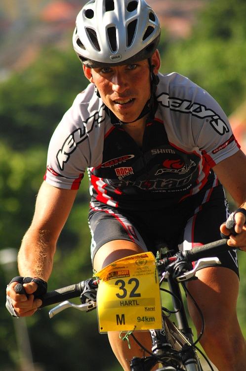 ČP XCM #3 2008 - Specialized Extrém Bike Most: Karel Hartl