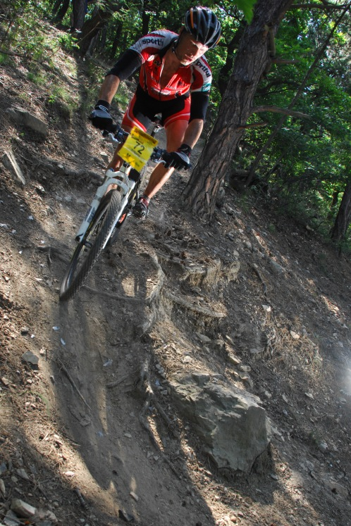 ČP XCM #3 2008 - Specialized Extrém Bike Most: Ivan Rybařík