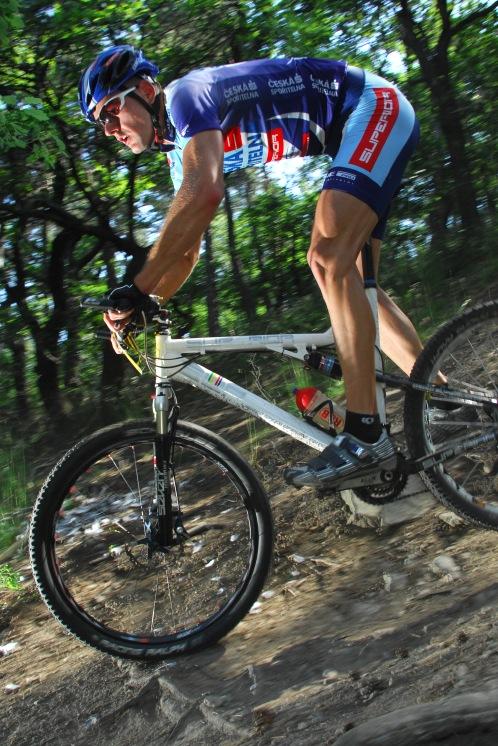 ČP XCM #3 2008 - Specialized Extrém Bike Most: Tomáš Trunschka