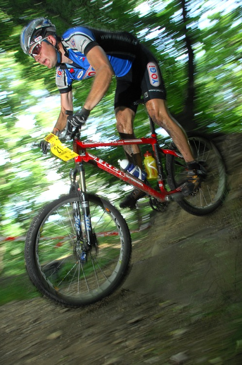 ČP XCM #3 2008 - Specialized Extrém Bike Most: Aleš Kestler