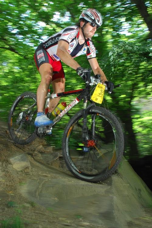 ČP XCM #3 2008 - Specialized Extrém Bike Most: Matouš Jobánek