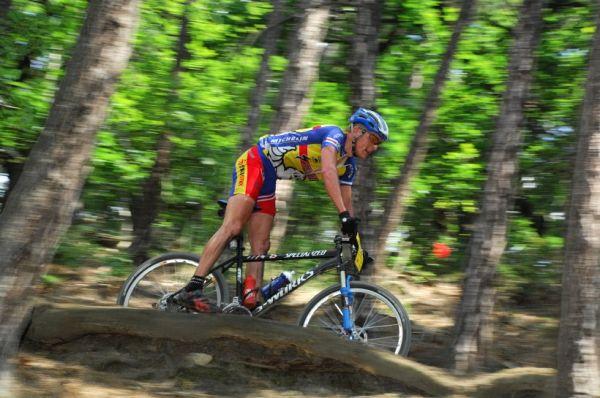 ČP XCM #3 2008 - Specialized Extrém Bike Most: Ondřej Zelený