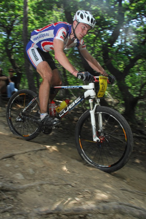 ČP XCM #3 2008 - Specialized Extrém Bike Most: Jarda Stadtherr
