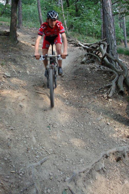 Tra� �P XCM #2 Specialized Extr�m Bike Most 2008 /foto: Tom� Trunschka/