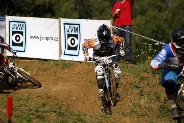 Ruhr Bau 4X Cup No. 2  Šumperk 2008