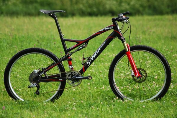 Specialized Epic S-Works 2009 Christopha Sausera
