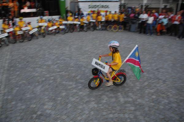MS Maraton 2008 - Villabassa /ITA/ - zahajovac� ceremoni�l