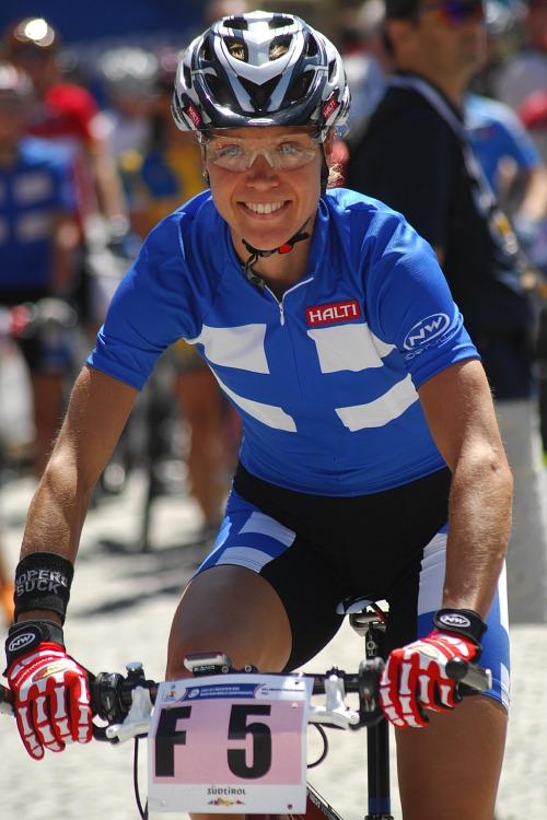 MS Maraton 2008 - Villabassa /ITA/ - Pia Sundstedt