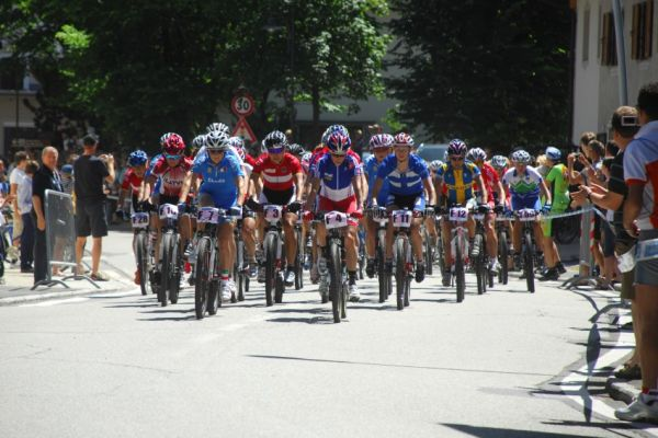 MS Maraton 2008 - Villabassa /ITA/ - start žen