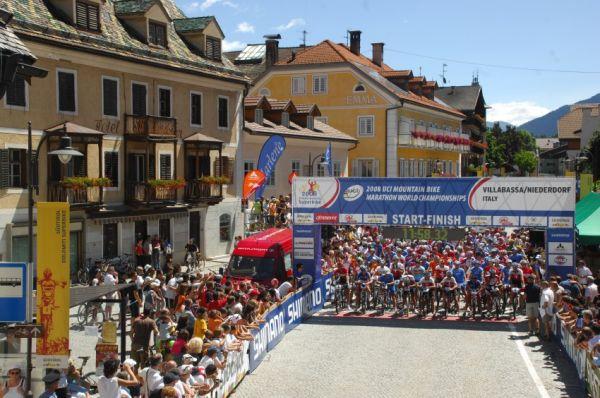 MS Maraton 2008 - Villabassa /ITA/ - start mužů