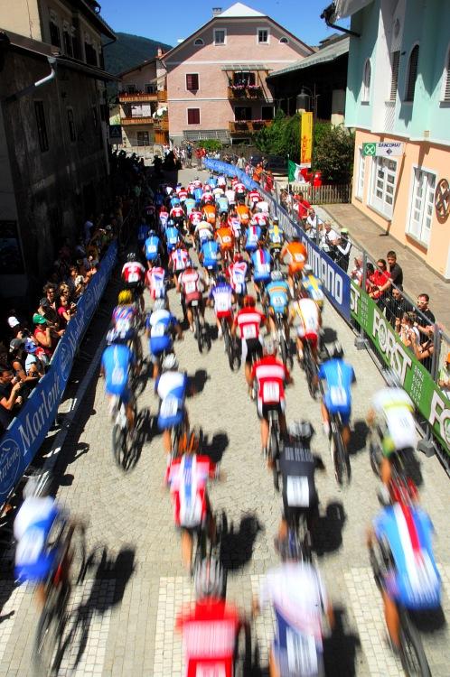 MS Maraton 2008 - Villabassa /ITA/ - start mu��