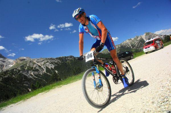 MS Maraton 2008 - Villabassa /ITA/ - Ondřej Zelený