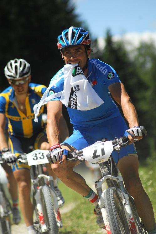 MS Maraton 2008 - Villabassa /ITA/ - Gilberto Simoni