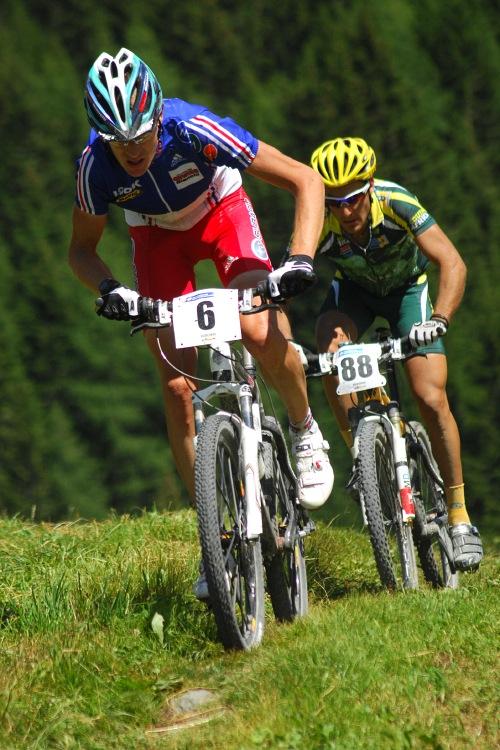 MS Maraton 2008 - Villabassa /ITA/ - Thomas Dietsch