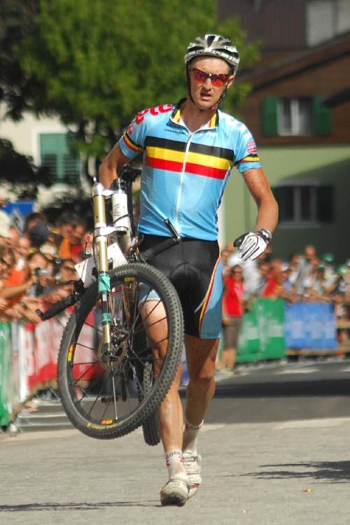 MS Maraton 2008 - Villabassa /ITA/ - Roel Paulissen původně druhý