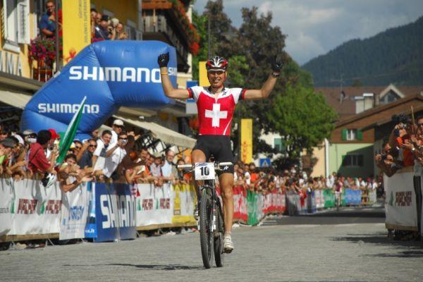 MS Maraton 2008 - Villabassa /ITA/ - Urs Humber senzačně třetí