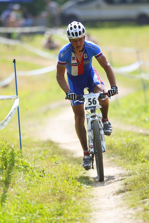 MS MTB Val di Sole '08 - XC Elite: Ji�� Friedl