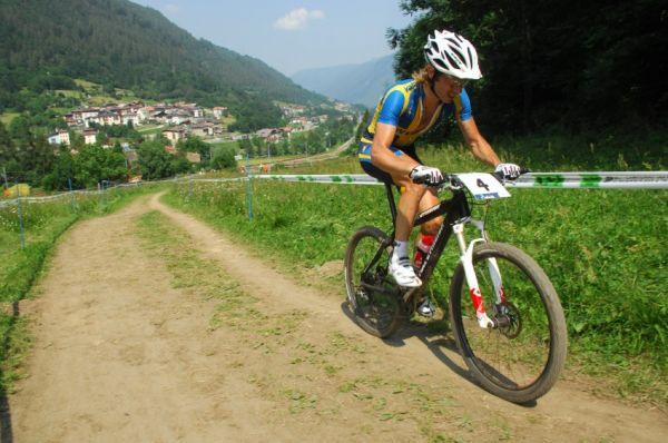 MS MTB Val di Sole '08 - XC Elite: Fredrik Kessiakoff