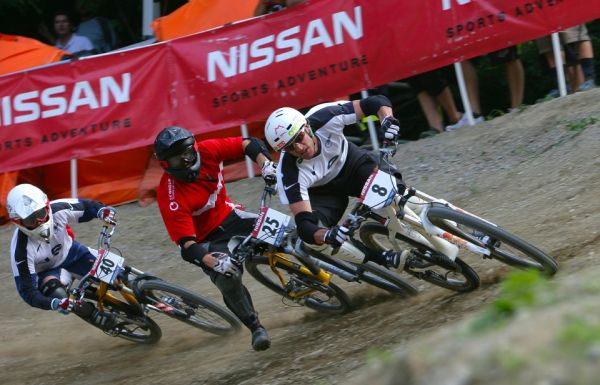 MS MTB 2008 Fourcross