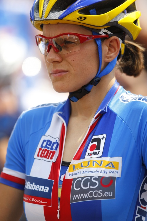 MS MTB 2008 Val di Sole - XC ženy: Katka Nash Hanušová