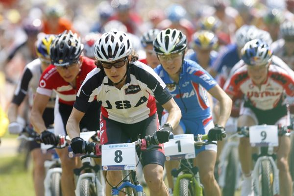 MS MTB 2008 Val di Sole - XC �eny: start